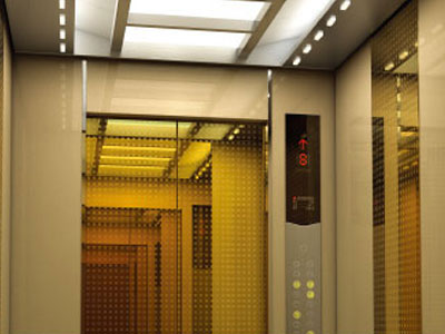 Shanghai Mitsubishi Elevator Passenger Elevator And Escalator