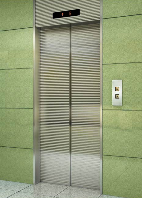 E-312 ... & Landing Door and Door Jamb of Elevator HOPE-II | Shanghai Mitsubishi ...